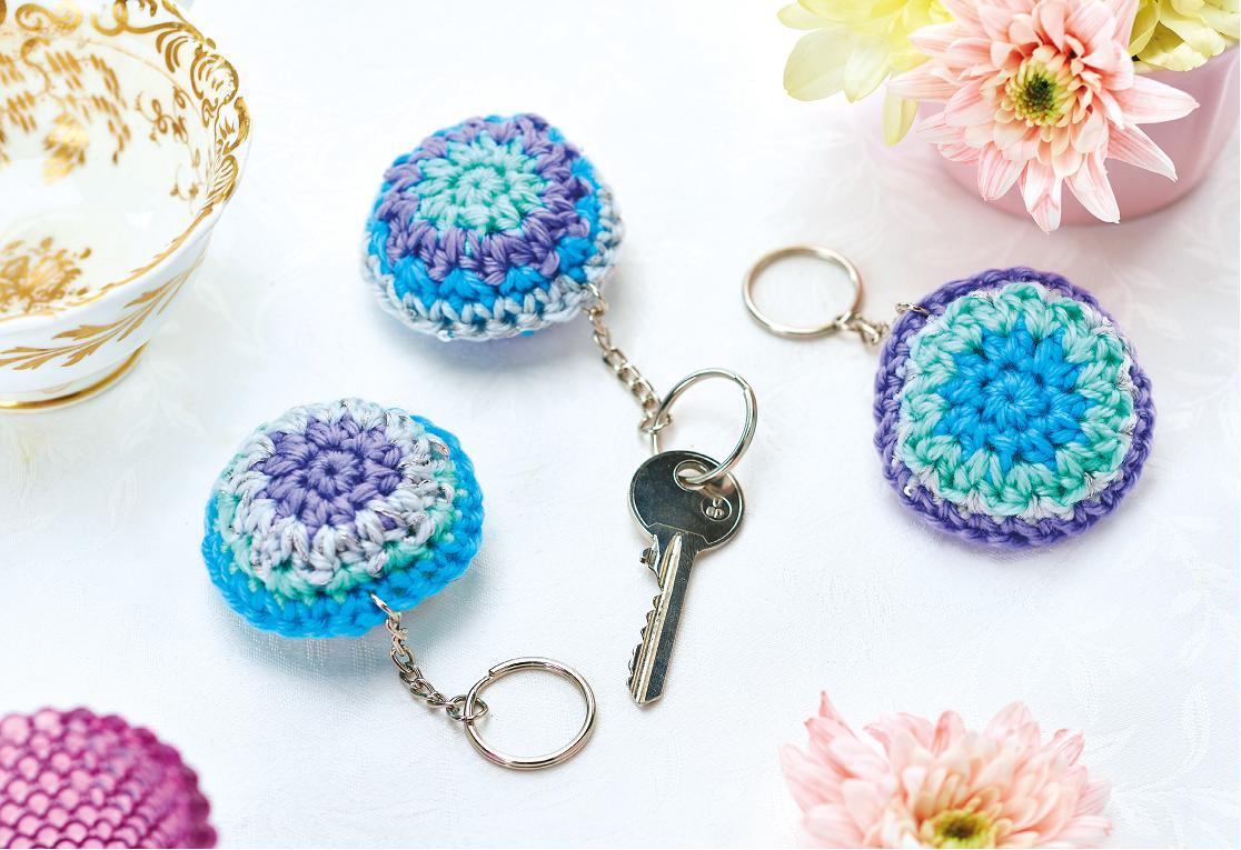 Crochet Keyring Crochet Pattern