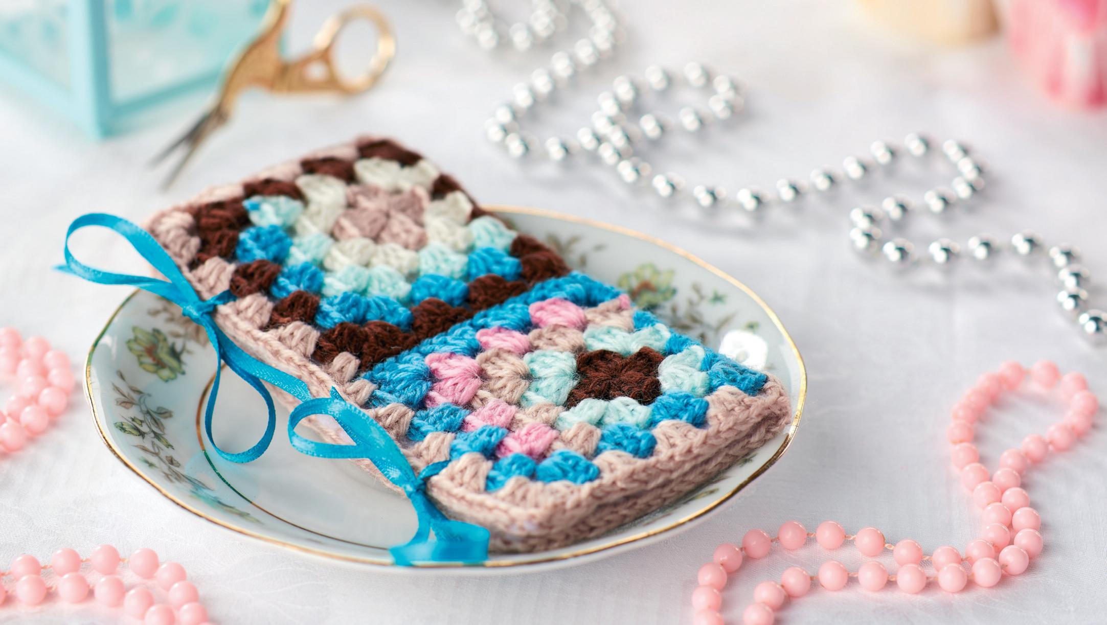 Crochet Sewing Accessories Crochet Pattern