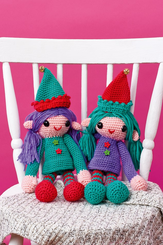 Roxie And Lola The Elves
