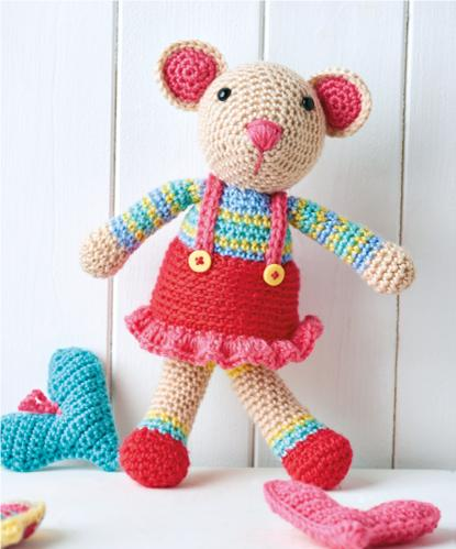 Janine Holmes | Top Crochet Patterns