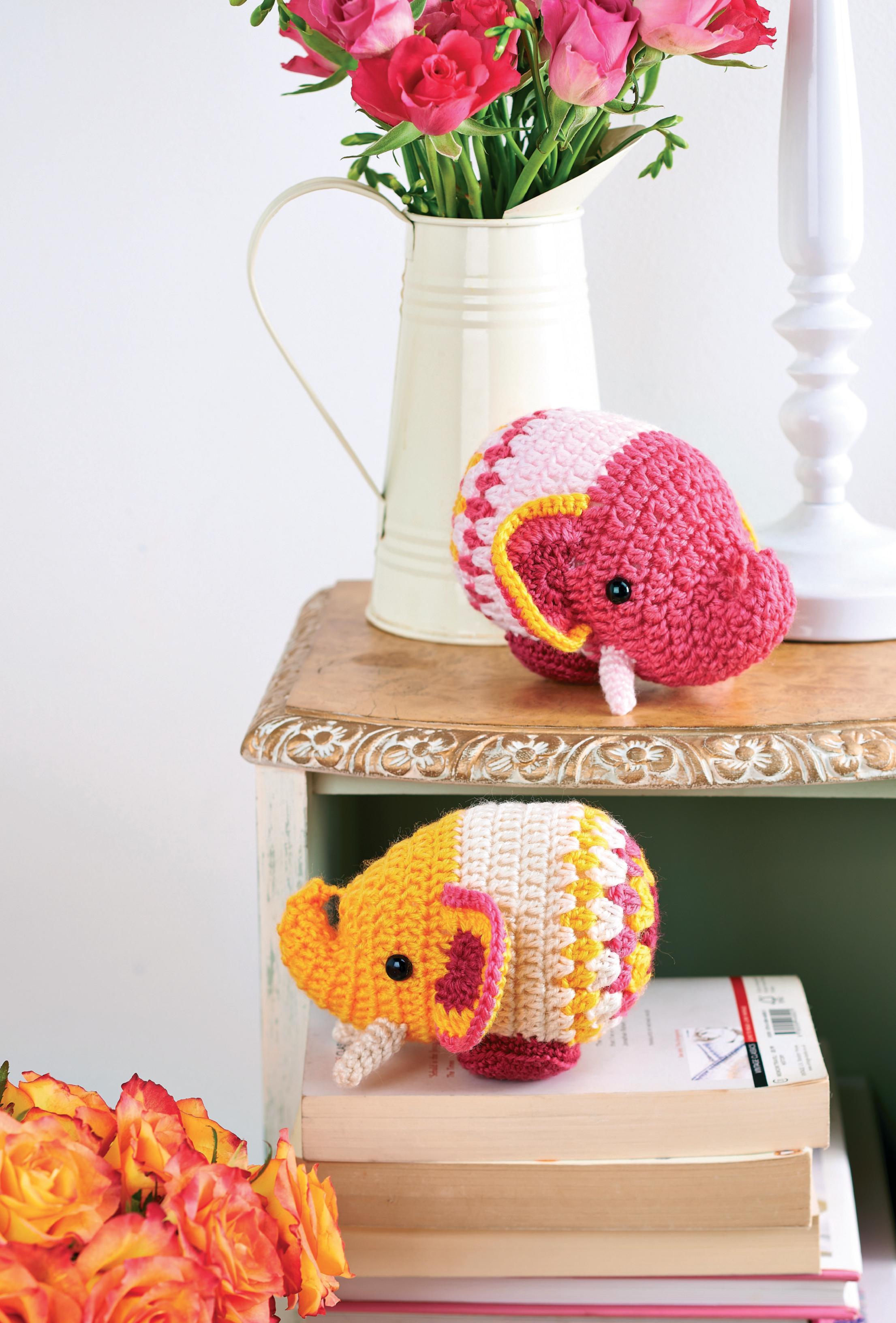 Beginner Amigurumi Crochet | Obby | 3263x2211