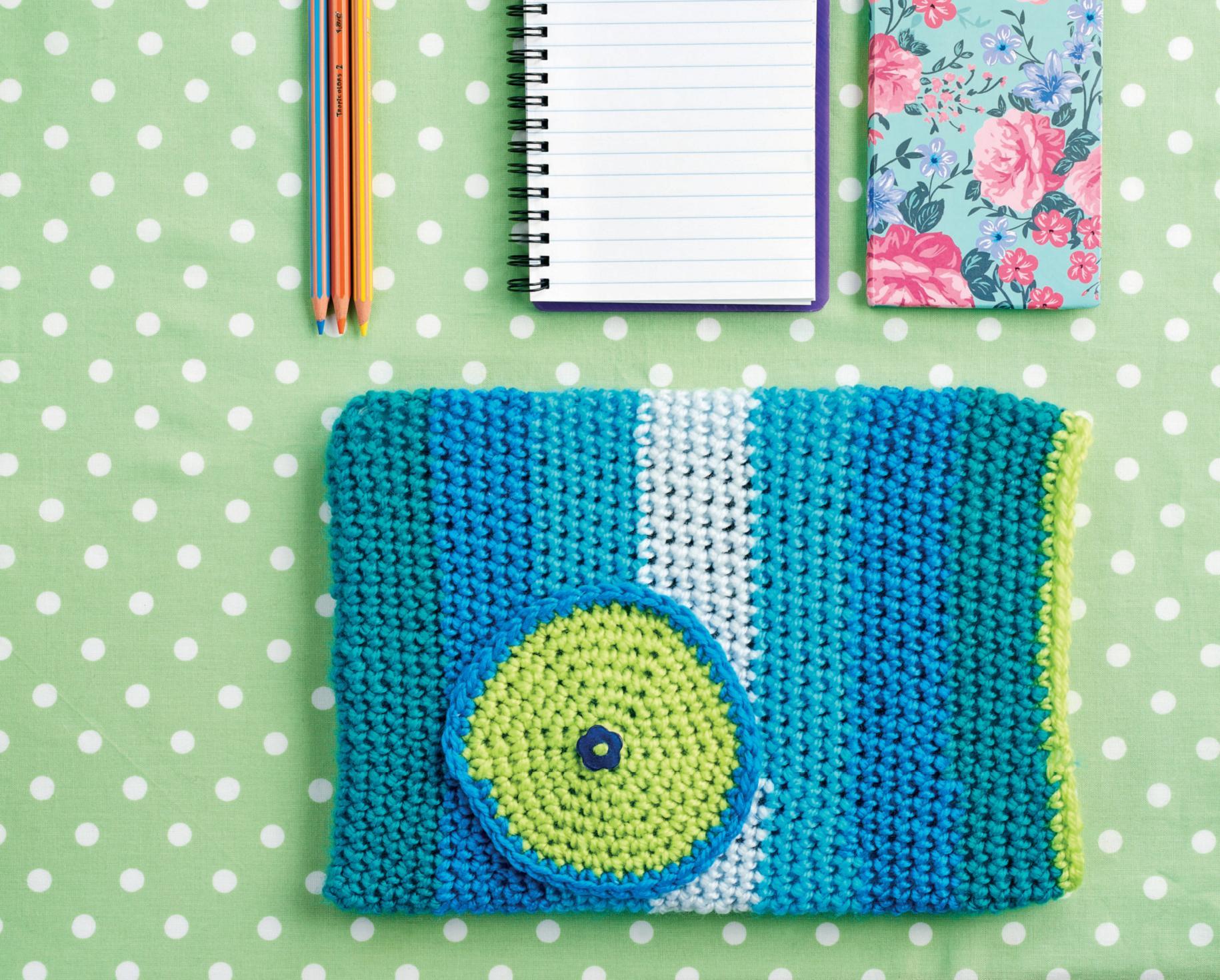 crochet ipad case crochet pattern