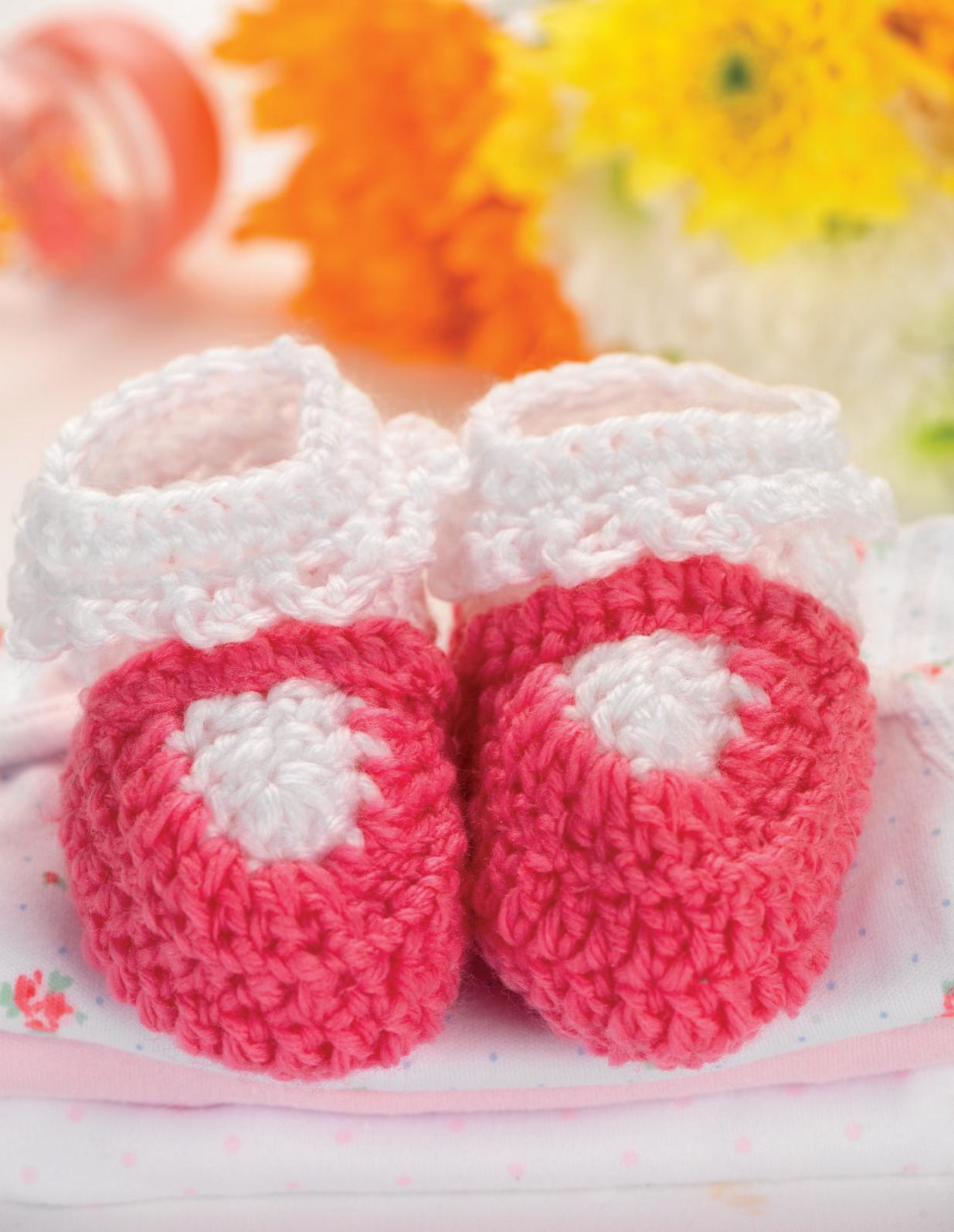 Baby Bootie Knitting Pattern Mary Jane
