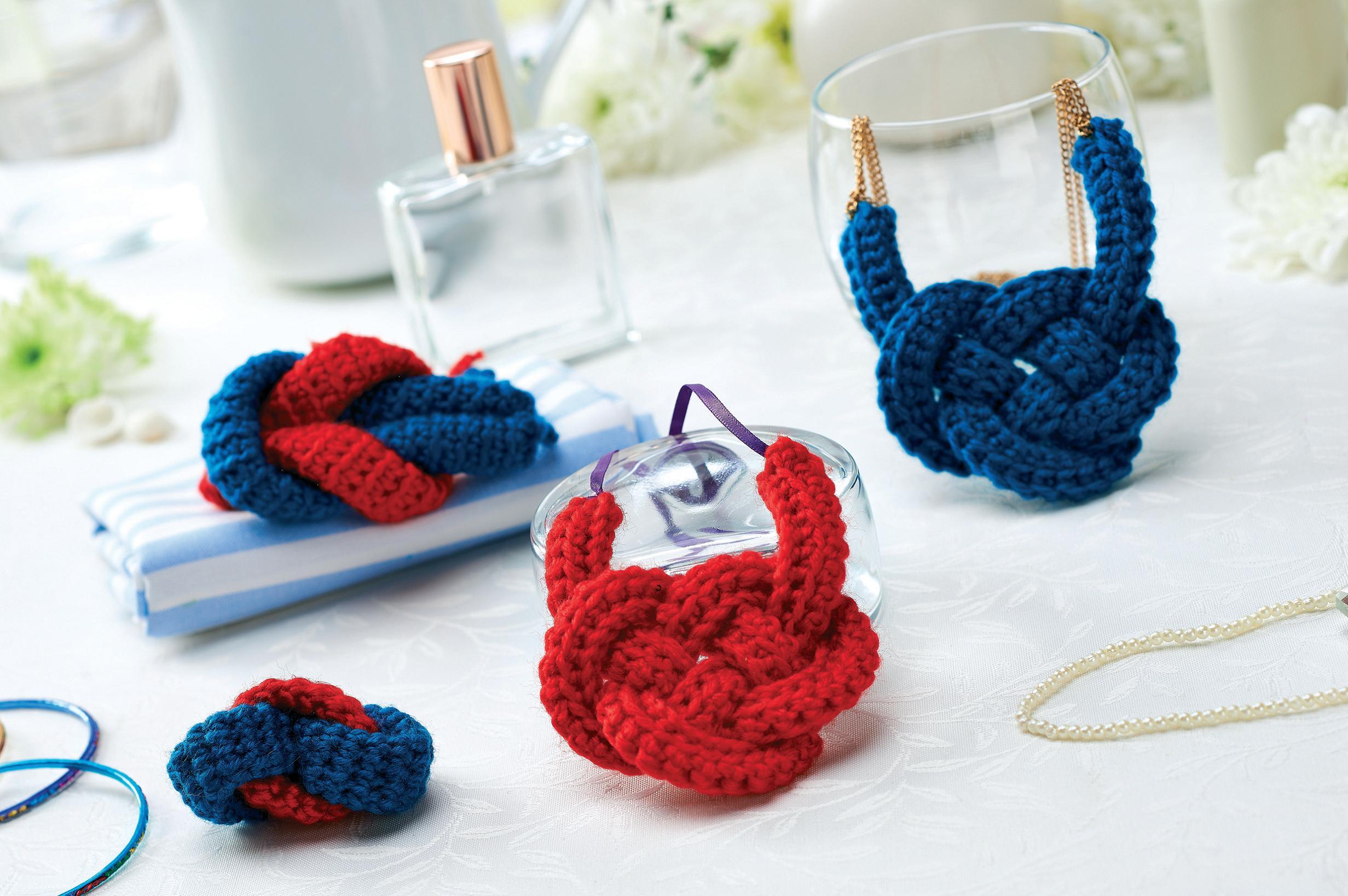 Nautical Crochet Jewellery Crochet Pattern